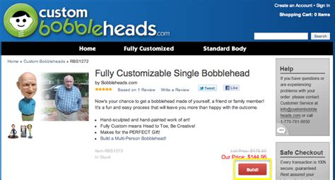 build a bobblehead how to build a bobblehead bobbleheads