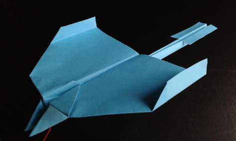A Paper Airplane For Distance - 16 best paper airplane designs