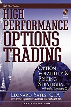option volatility pricing workbook practicing advanced trading strategies and techniques books high performance options trading option