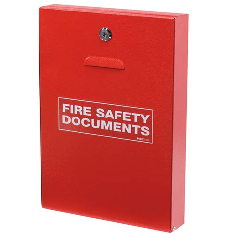 fire alarm document slim line fire document holder parrs workplace