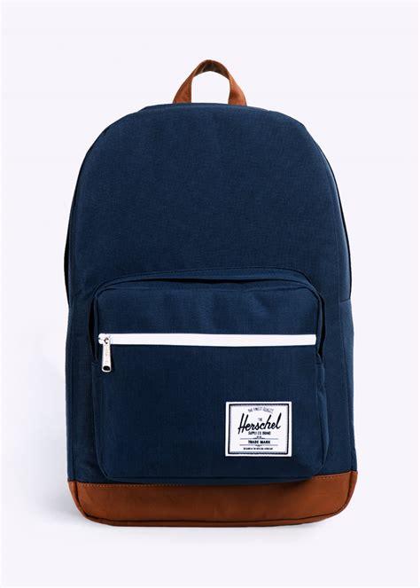 Bag Snob Pop Quiz by Herschel Supply Co Pop Quiz Bag Navy