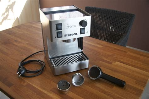 Saeco Aroma   cleaned, repaired and ready for action   Whole Latte Coffee