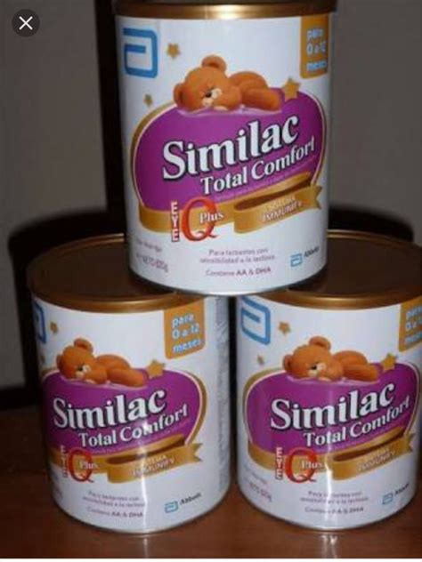 similac total comfort 1 leche similac total comfort 1 120 00 en mercado libre
