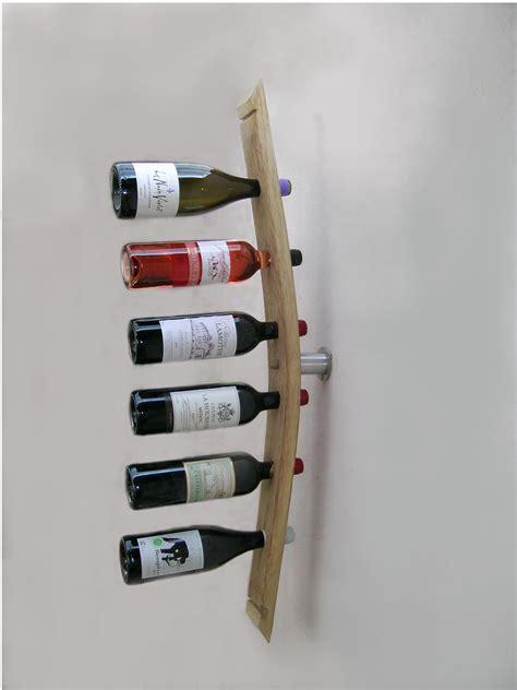 porte bouteille de vin design porte bouteille mural accessoires du vin range bouteille