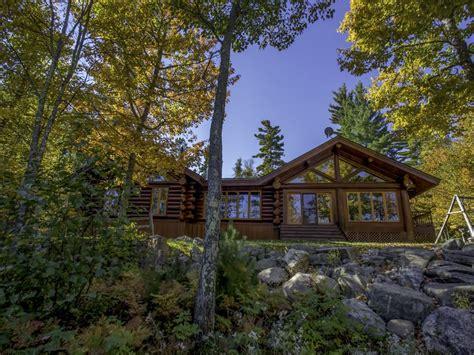 Maple Leaf Cabins by Maple Leaf Lodge Beautiful Lakeside Log Home Vrbo