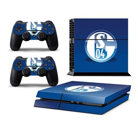 Ps4 Aufkleber Schalke by Schalke 04 Playstation 4 Ps4 Skin Decal Sticker Cover