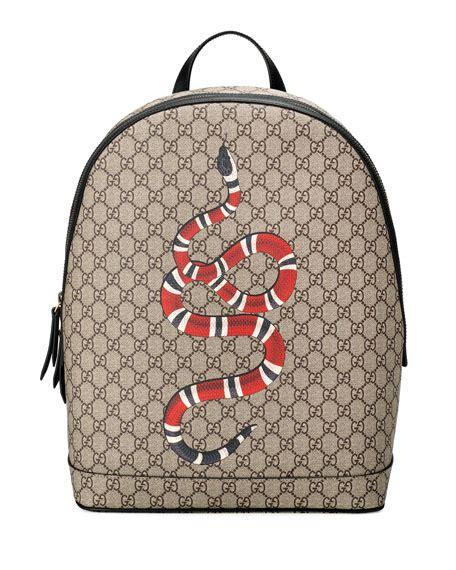 H Mes Top Handle Set Seprem gucci kingsnake print gg supreme canvas backpack black