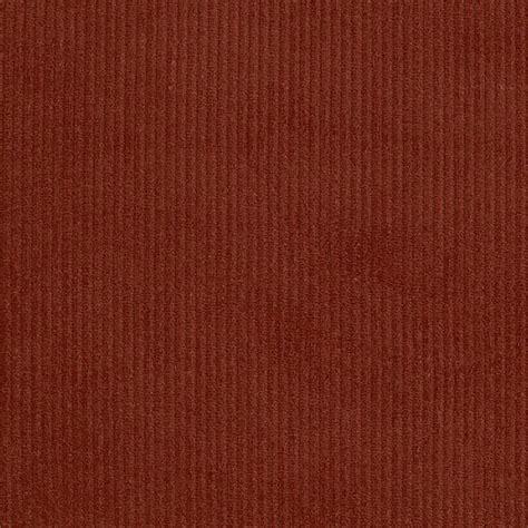 Upholstery Fabric Corduroy by Kaufman 14 Wale Corduroy Rust Discount Designer Fabric
