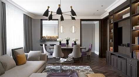 Glamorous Homes Interiors 2 Beautiful Home Interiors In Deco Style