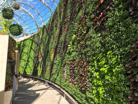 Vertical Garden Sydney Review The Calyx Reveals Its Sweet Addiction At Sydney