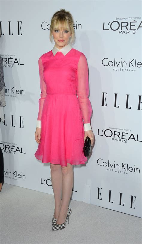 emma stone yearly income emma stone in 19th annual elle women in hollywood