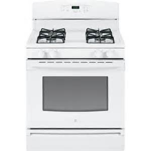 home depot gas ranges ge 4 8 cu ft gas range in white jgbs60defww the home depot