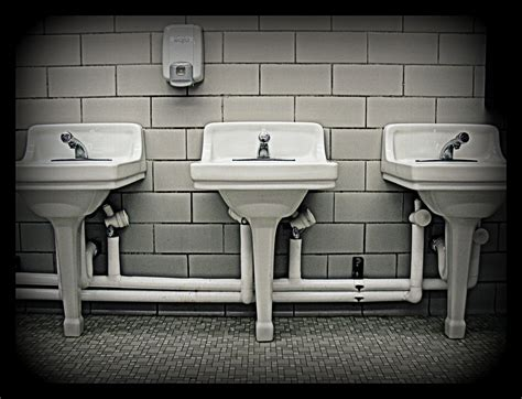 School Sink by Sinks Elementary School Bathroom We Went Out To Parent