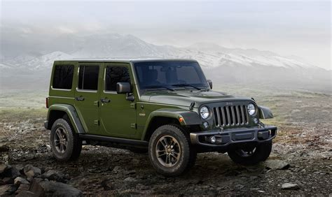 Jeep Wagler Jeep Wrangler Diesel To Come Well Before Wrangler Hybrid
