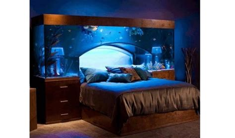 aquarium bed extravagant headboard aquarium bed all things i like