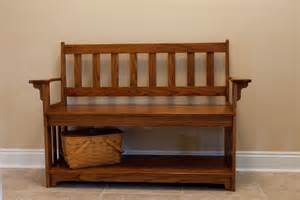 bench for entryway custom made entryway bench by vintage woodworks of navarre