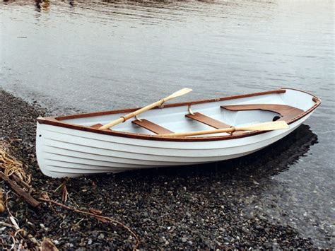 row boat cost westcoast 11 6 traditional rowboat with fixed seats
