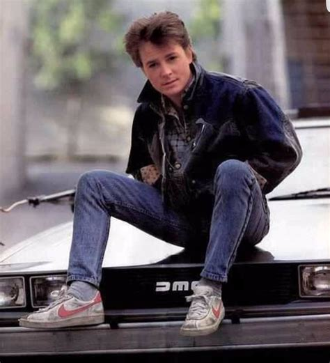 michael j fox quotes back to the future back to the future or nah kickz and sneakerz