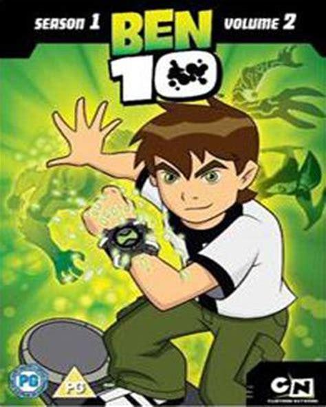 Seri Dvd Animasi Ben 10 Season 3 buy ben 10 season 1 vol 2 episode 6 to 10 dvd