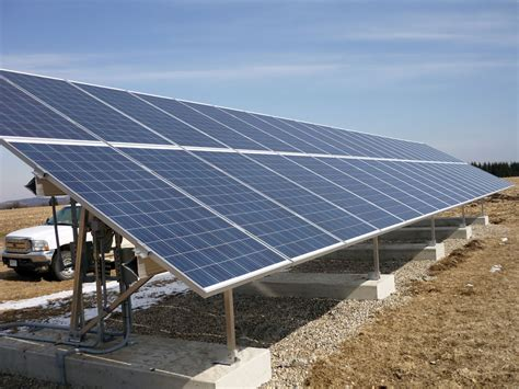 20 kw ground mounted systems solar panel installation ontario commercial residential