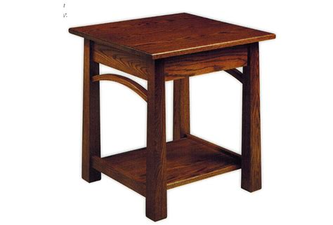 Amish Dining Room by Walk In The Woods Side Tables Walk In The Woods
