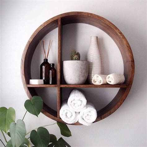 bathroom wall shelf ideas 25 best ideas about bathroom shelves on half