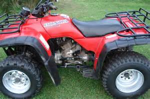 Honda Trx 300 Honda Fourtrax 300 4x4 2000 Model
