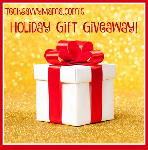 my 2015 great holiday gift giveaway tech savvy mama - Great Gift Giveaway
