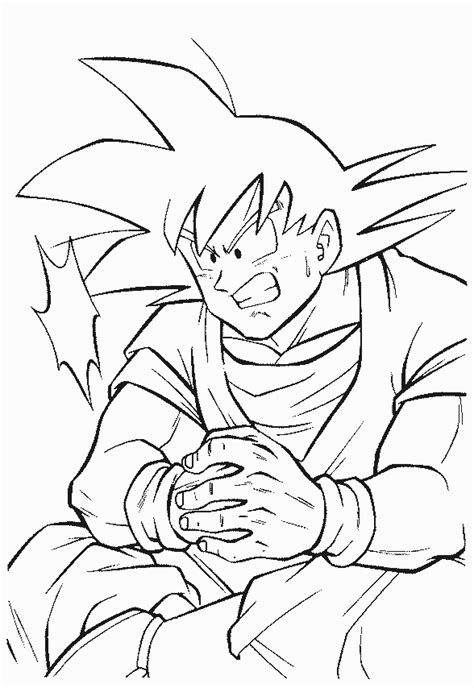 dbzwarriors com dragon ball z coloring book pages