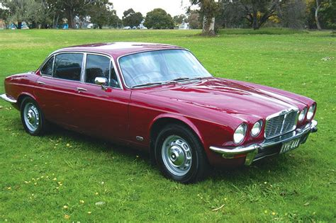 Sold: Jaguar XJ6 Series 2 Saloon Auctions   Lot 39   Shannons