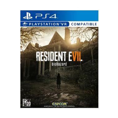 Casing Hp Hp Resident Evil 7 Official Capcom jual sony playstation 4 resident evil biohazard vr dvd reg 3 harga kualitas