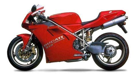 Motorrad Ducatii by Ducati 916 Specs 1995 1996 Autoevolution