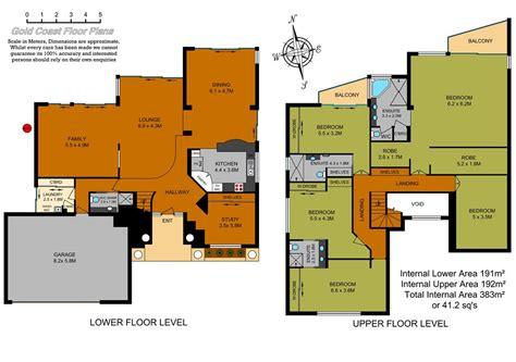 two level floor plans gold coast floor plans exle floor plans