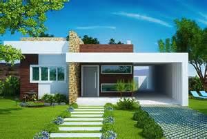 Projetos De Casas Pedras Jardim Baratas Doitri Com