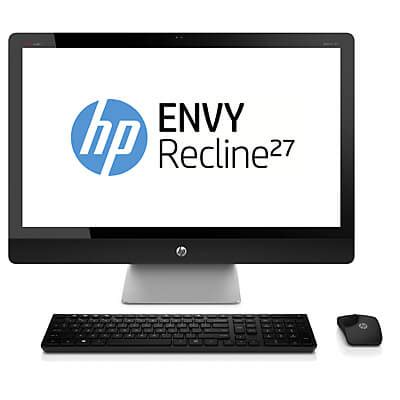 hp envy recline touchsmart 27 hp envy recline 27 k003d touchsmart all in one desktop pc