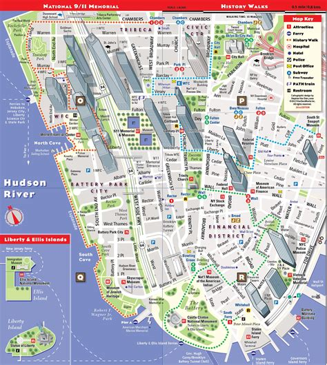 map of manhattan ny map of nyc world maps