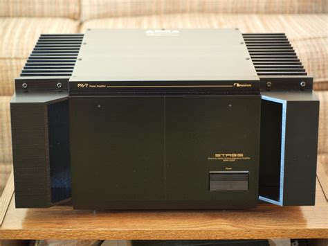 Nakamichi Power Lifier N1 the nakamichi pa 7 power lifier audiophile addicts