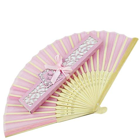 personalized folding fans for weddings 100pcs folding hand silk wedding fan box personalized