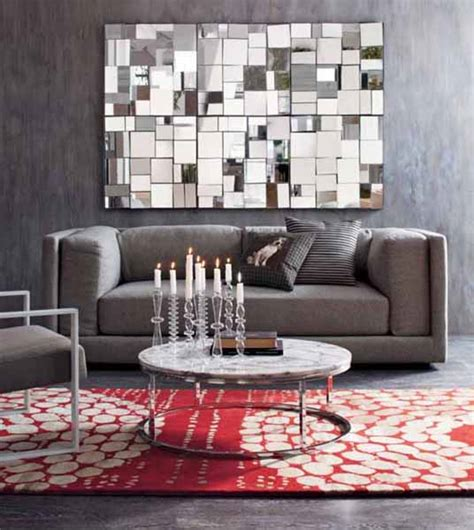 mirrors for living room decor 28 unique and stunning wall mirror designs for living room
