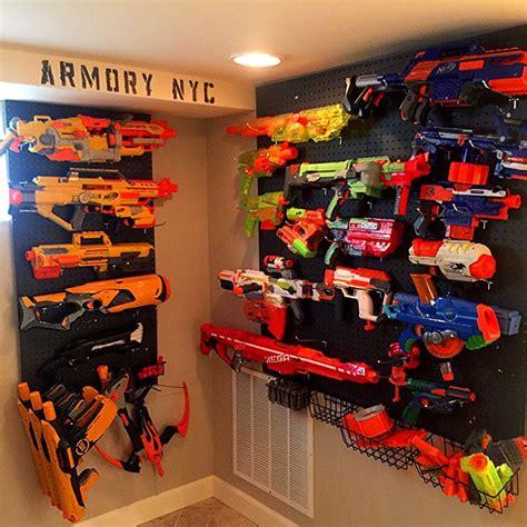 Nerf Bedroom Ideas by 25 Best Ideas About Nerf Gun Storage On