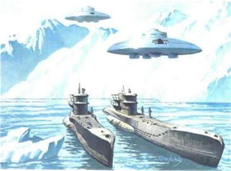 german u boats in antarctica the cosmic conspiracy