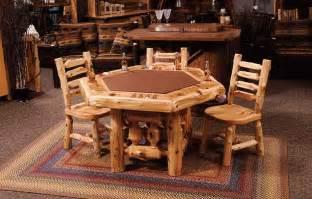 Log Cabin Furniture by Log Furniture By Log Cabin Rustics