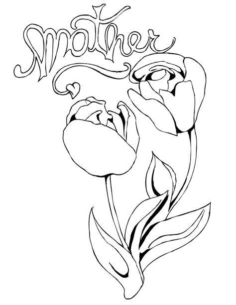 happy mother s day coloring pages picture images frompo