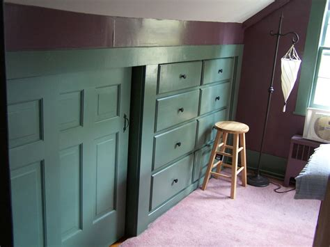 custom built in drawers by northwind construction inc