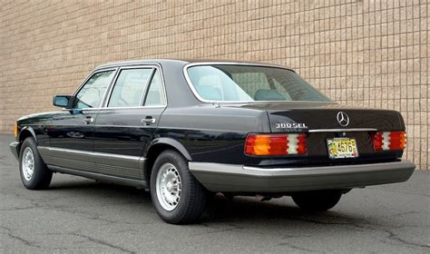 Home Interior Pictures For Sale 1983 mercedes 380sel left rear quarter view classic cars