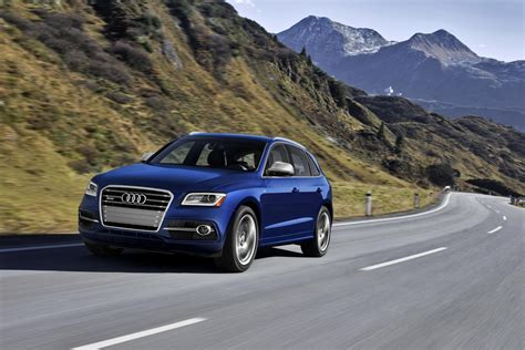 2014 audi q5 length 2014 audi sq5 technical specifications and data engine