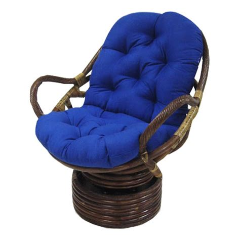 Solid Twill Swivel Rocker Papasan Cushion Dcg Stores Papasan Swivel Rocker Chair