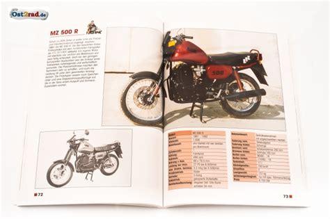 Mz Motorrad Buch by Buch Typenkompass Mz Motorr 228 Der Seit 1950 Andy