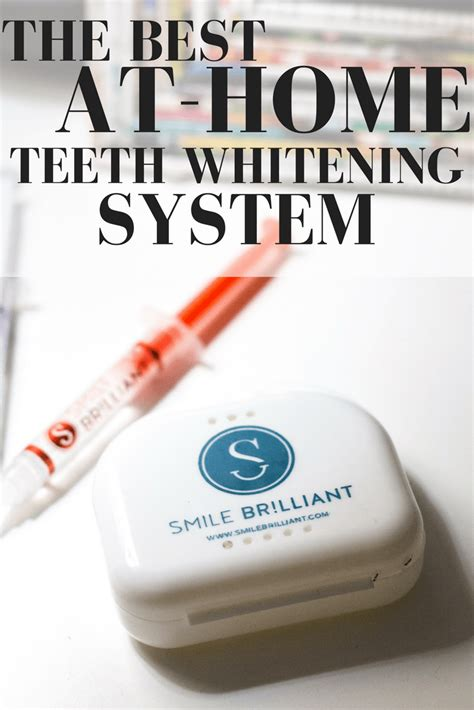 the best system for at home teeth whitening system giveaway