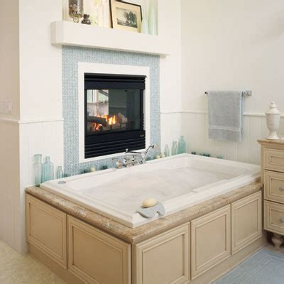 Bathroom Gas Fireplace by Locations Bathroom All About Gas Fireplaces This